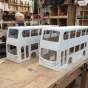 Ride On Wood Bus Prop Maker