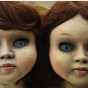 Victorian Doll Costume Masks