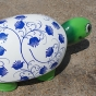 Porcelian Turtle