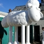 Giant Polystyrene Shaun The Sheep Sculpture