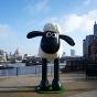 Giant Shaun The Sheep Prop
