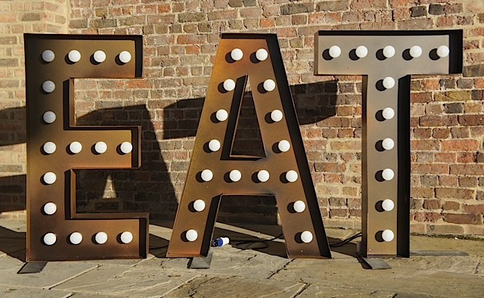 Plunge Productions Bespoke Illuminated Letters And Branding