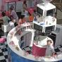 Crusha Milkshake stand