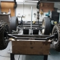 Chassis welded