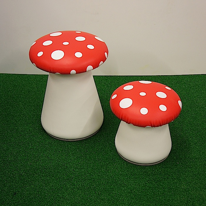 Plunge Productions Toadstool Fairytale Chairs For Hire