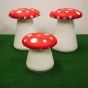 1 Toadstool Seats