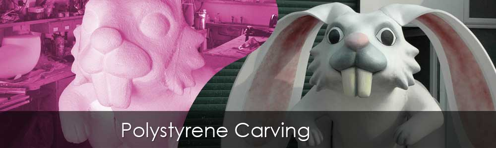 Polystyrene-Carving