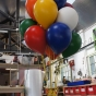 Bunch of balloons prop