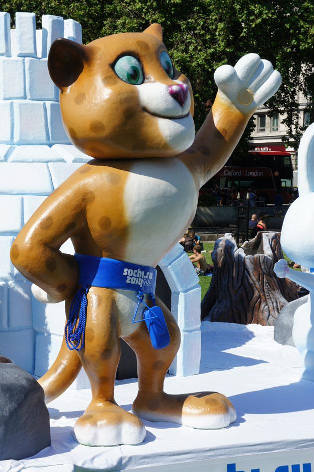 Sochi mascots 06