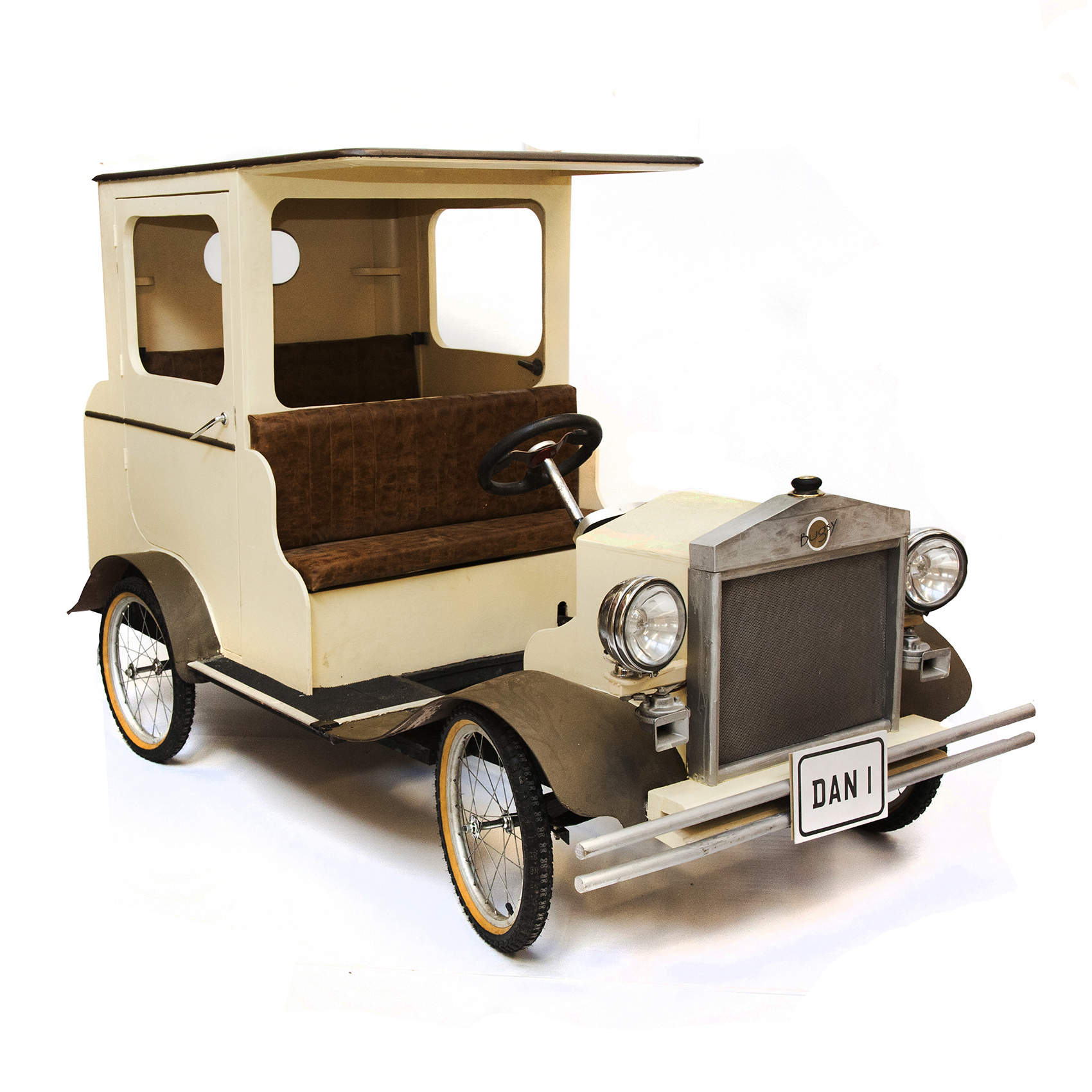 Pedal Car Hire