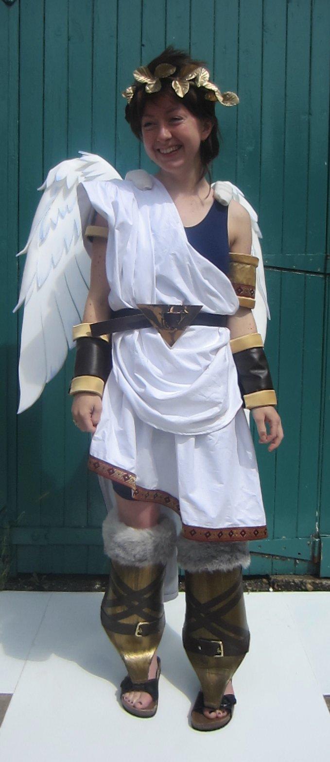 Kid Icarus Winged Costume