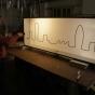 Back-lit nissan wire buzzer game