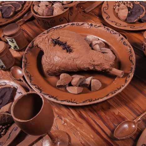 Chocolate Food Aldi