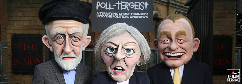 Political Caricature Costume Heads