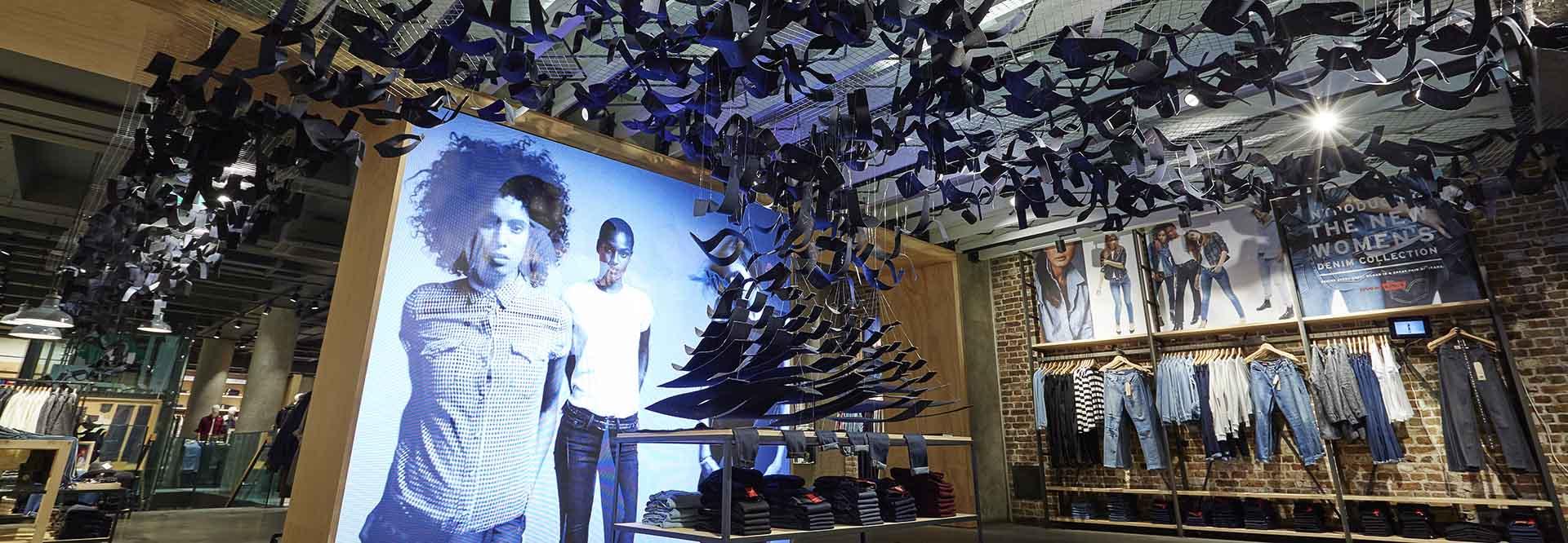 Installation - RIBA Levi Store