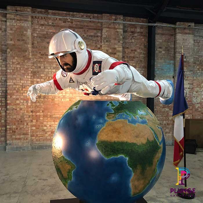 Anti-Gravity Sculpture