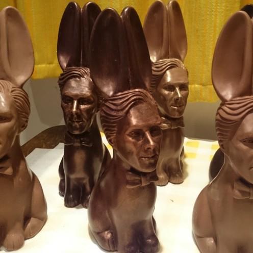 Chocolate Cumberbunny - Benedict Cumberbatch