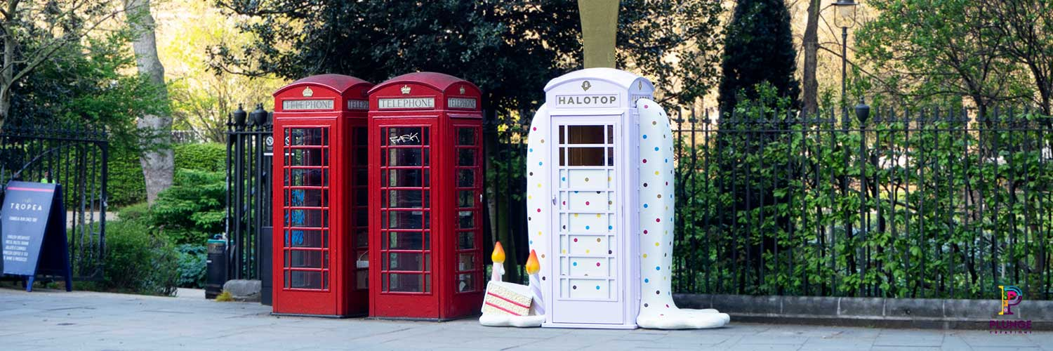 Custom Made Phone Box