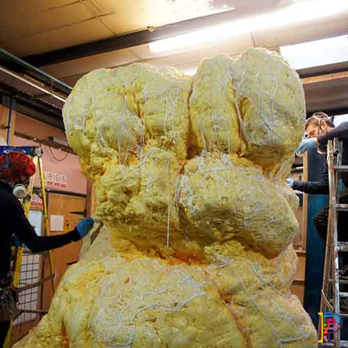 Giant Fatberg Prop