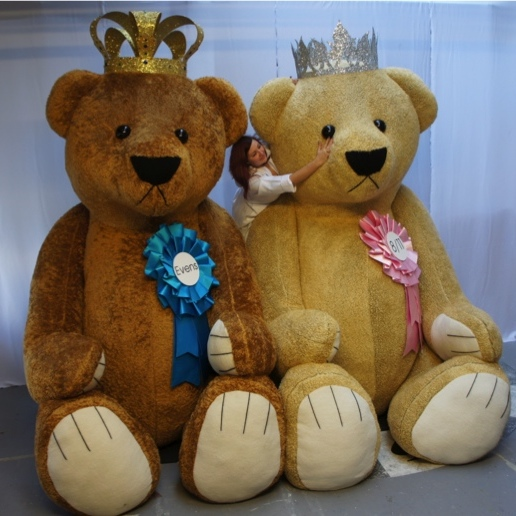 Giant Teddy Bear Props