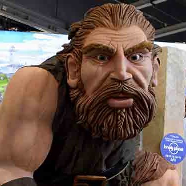 Giant Fionn McCool