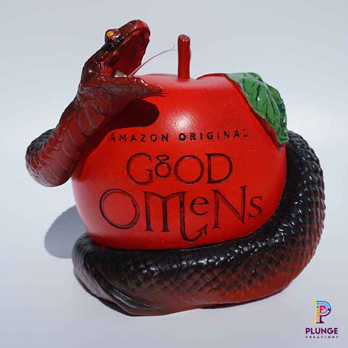 Good Omens Forbidden Fruit