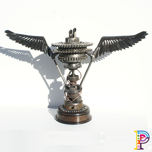 Car part Industrial Trophy Award
