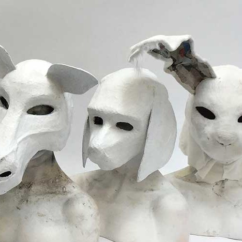 Pet Cometary Animal Mask Costumes