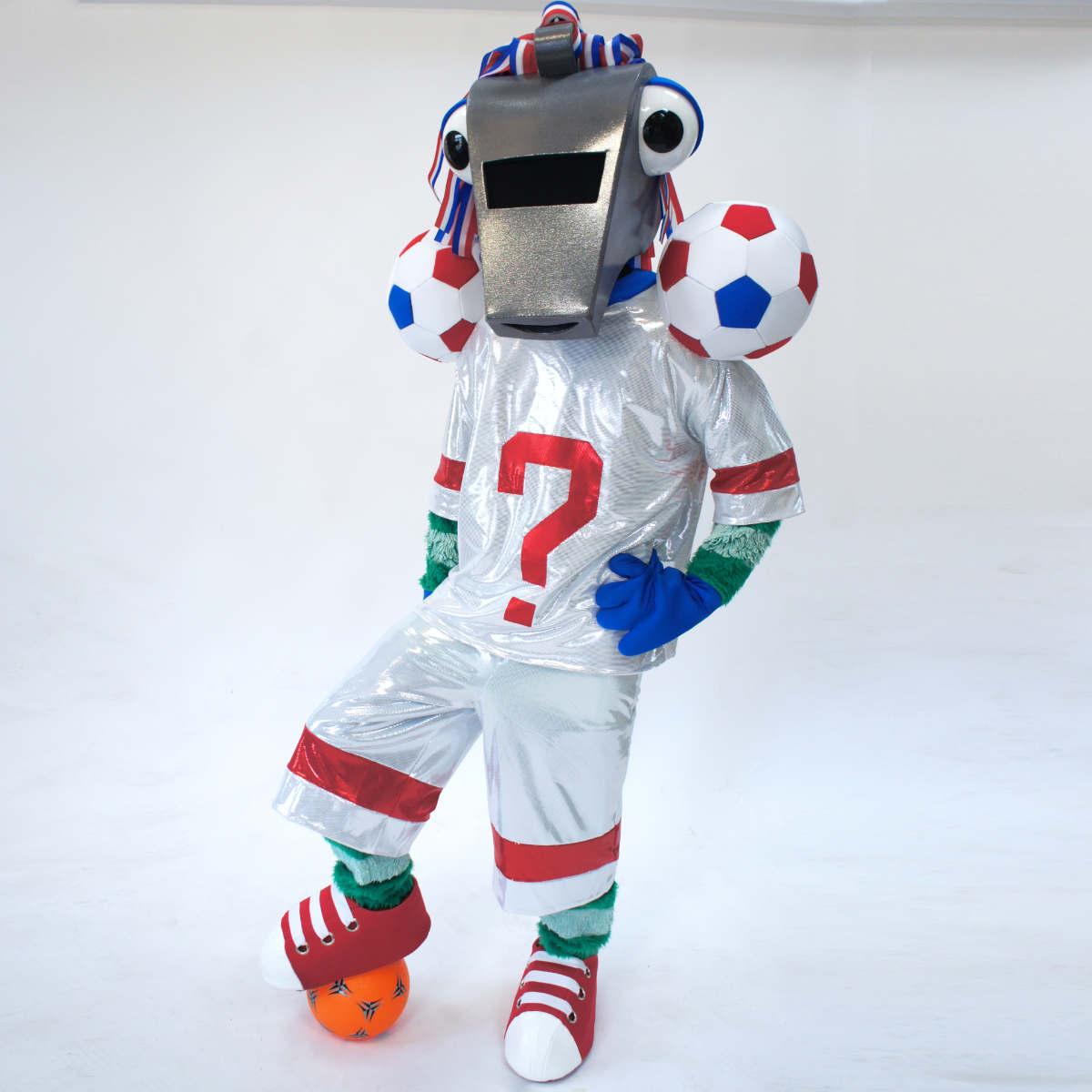 Masked Winger Soccer Aid Costume Maker