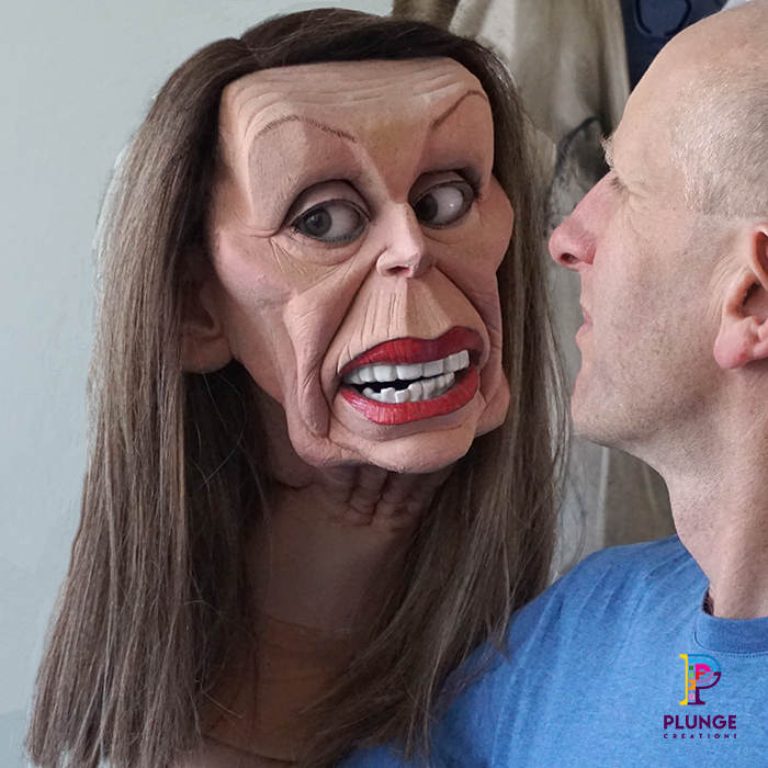 Spitting Image Puppet Makers