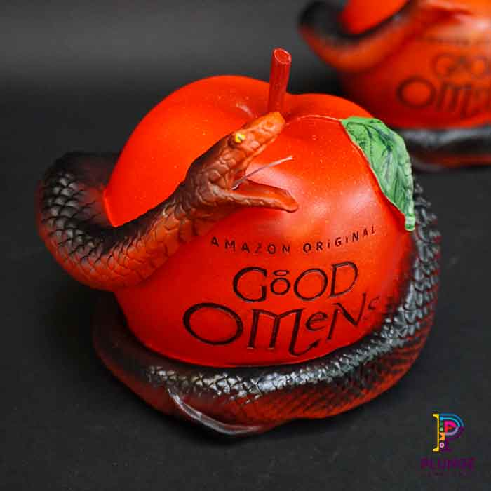 Serpent Apples Good Omens