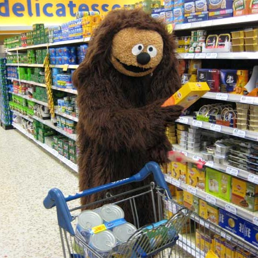 Rowlf Dog Costume