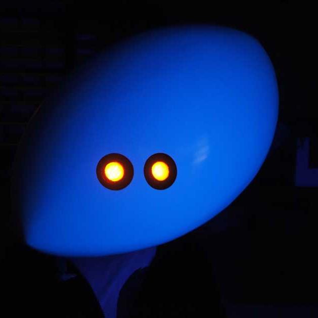 Manhattan Ghost Stories - Alien head